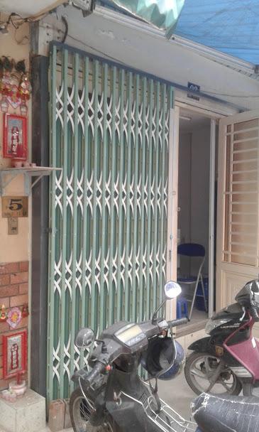 Cửa kéo Đài Loan Quận 11