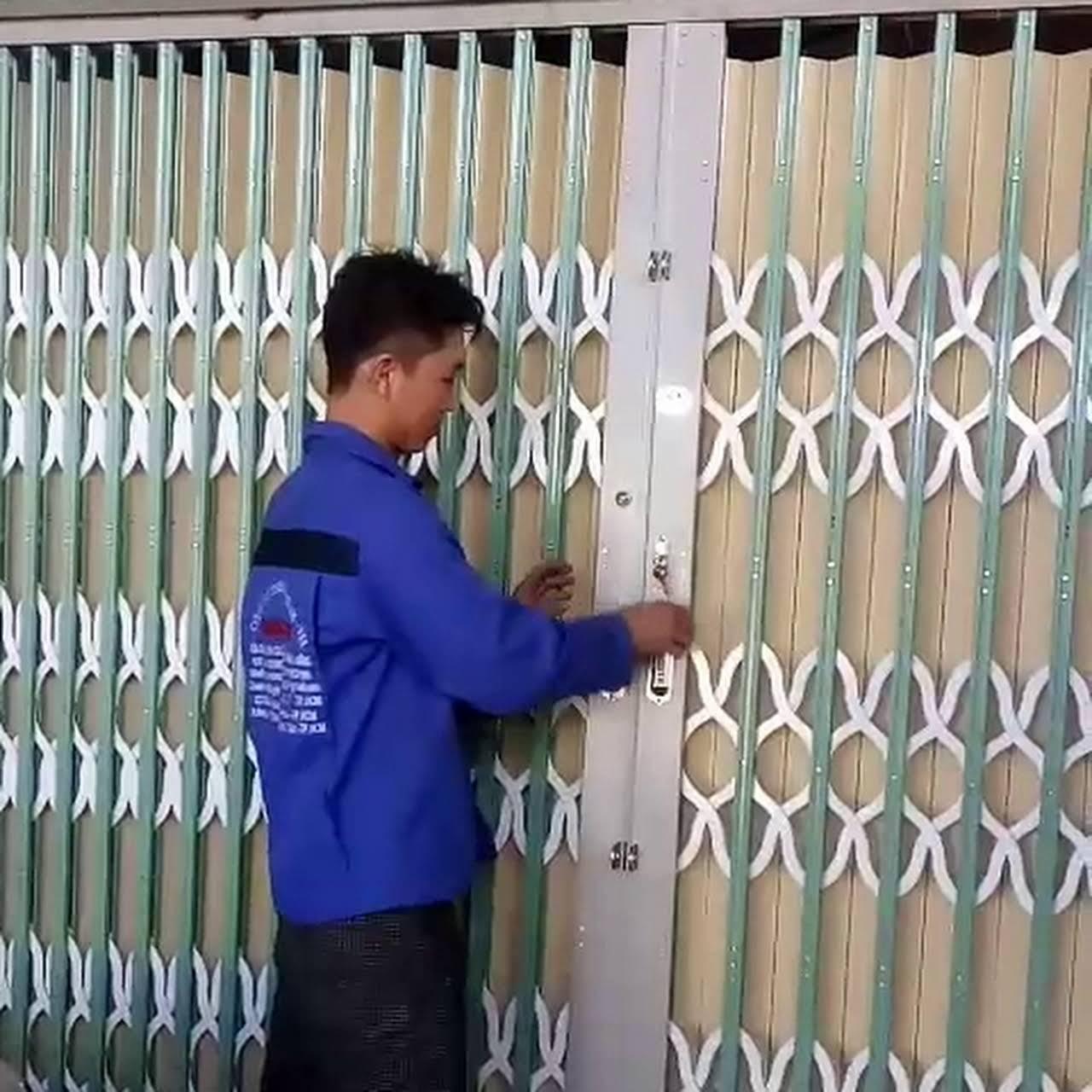Cửa kéo U 1ly cao cấp công nghệ Đài Loan
