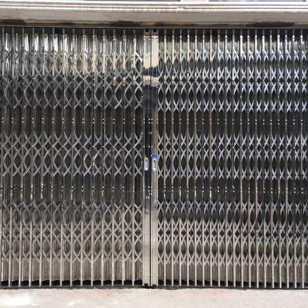 Cửa kéo inox 304 NgocAnhDoor