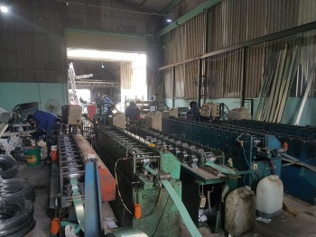 Xưởng sản xuất ngoc anh door