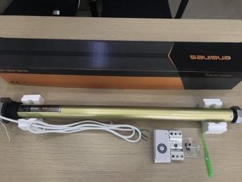 Motor ống dùng cho mái che di động